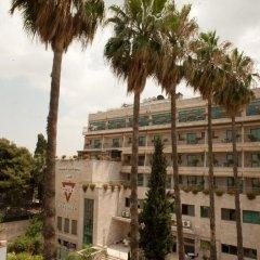Legacy Hotel Иерусалим балкон