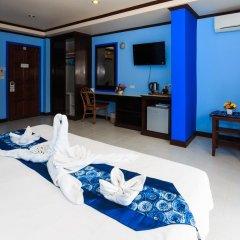 Отель The Grand Orchid Inn 2* Люкс разные типы кроватей фото 14