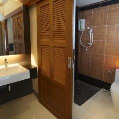 Отель Euanjitt Chill House 3* Стандартный номер с различными типами кроватей фото 5