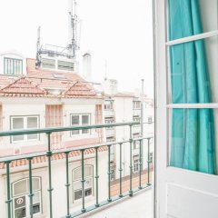 Vistas de Lisboa Hostel Стандартный номер с различными типами кроватей