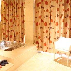 Отель Sun Town Hotspring Resort 4* Люкс с различными типами кроватей фото 4