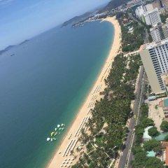 Апартаменты Phi Yen Nha Trang Blue Sea Apartments пляж