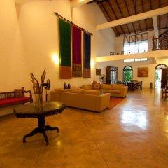 Отель Galle Heritage Villa by Jetwing 4* Номер Делюкс с различными типами кроватей фото 12