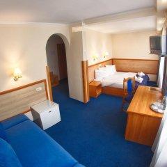 Truskavets 365 Hotel 3* Стандартный номер с различными типами кроватей фото 3