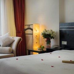 Noble Boutique Hotel Hanoi 3* Люкс с различными типами кроватей фото 7