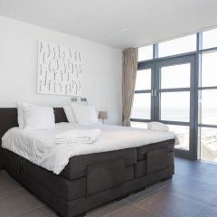 Poort Beach Hotel Apartments Bloemendaal 3* Апартаменты Премиум с различными типами кроватей фото 5