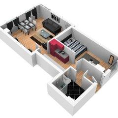 Апартаменты City Center Luxury Apartments Апартаменты