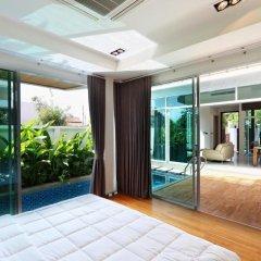 Отель Villa Alia ванная