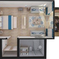 Отель Nirvana Lagoon Villas Suites & Spa 5* Вилла с различными типами кроватей фото 7
