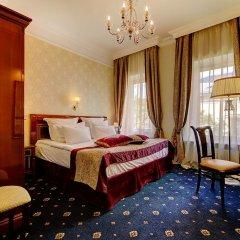 Бутик-Отель Золотой Треугольник 4* Улучшенный номер с различными типами кроватей фото 14