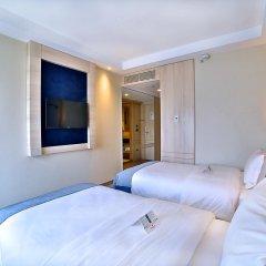 Отель Ramada Istanbul Old City 4* Номер категории Эконом с различными типами кроватей фото 2