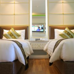 Отель Achada Beach Pattaya 3* Номер Делюкс с 2 отдельными кроватями фото 13