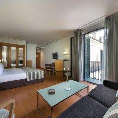 Отель Eurostars Mediterranea Plaza 4* Стандартный номер с различными типами кроватей
