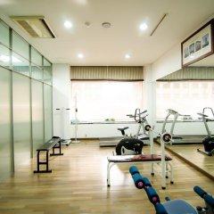 Yoido Hotel фитнесс-зал фото 4