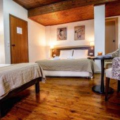 Iraklion Hotel 3* Стандартный номер с различными типами кроватей фото 14