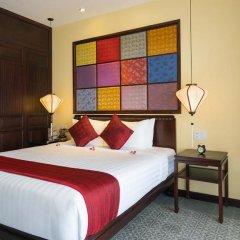 Little Beach Hoi An. A Boutique Hotel & Spa 4* Стандартный семейный номер с двуспальной кроватью фото 6