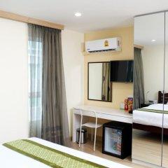 Отель Icheck Inn Sukhumvit 22 3* Улучшенный номер фото 7