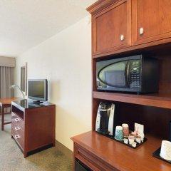 Отель Hilton Garden Inn Orange Beach 3* Стандартный номер с различными типами кроватей фото 2
