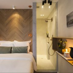 Отель Kaai 11 4* Стандартный номер с различными типами кроватей фото 8