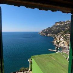 Отель Casa Maria Vittoria Италия, Минори - отзывы, цены и фото номеров - забронировать отель Casa Maria Vittoria онлайн балкон