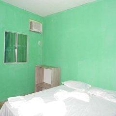 Отель Pousada Esperança 2* Стандартный номер с различными типами кроватей фото 2