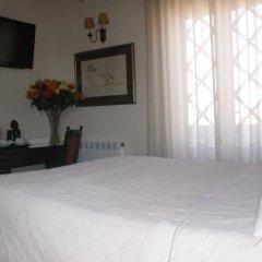 Отель Castelo Santa Catarina 3* Стандартный номер двуспальная кровать фото 16