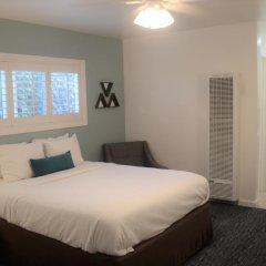 Отель Santa Monica Motel 2* Стандартный номер с различными типами кроватей