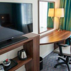 Отель Hampton by Hilton Amsterdam Centre East 3* Стандартный номер с различными типами кроватей фото 2