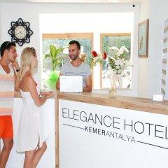 Elegance Hotel Kemer спа