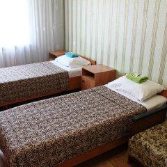 Гостиница Авиатор Номер Эконом разные типы кроватей фото 5