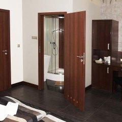 Отель Łódź 55 Семейная студия с двуспальной кроватью фото 9
