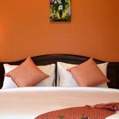 Krabi Phetpailin Hotel 3* Улучшенный номер с различными типами кроватей фото 7