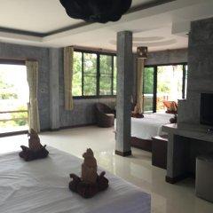 Отель In Touch Resort 3* Семейная студия с двуспальной кроватью фото 6