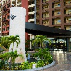 Отель Villa del Palmar Cancun Luxury Beach Resort & Spa Мексика, Плайя-Мухерес - отзывы, цены и фото номеров - забронировать отель Villa del Palmar Cancun Luxury Beach Resort & Spa онлайн вид на фасад фото 3