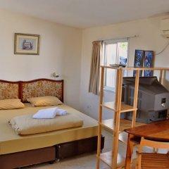 Jerusalem Hostel комната для гостей фото 4