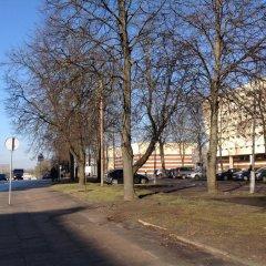 Отель LEU Guest House парковка