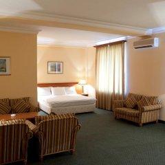 Отель Aviatrans 4* Стандартный семейный номер с двуспальной кроватью фото 5