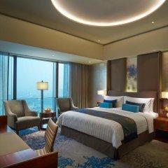 Shangri-La Hotel, Tianjin 5* Представительский люкс с различными типами кроватей фото 4