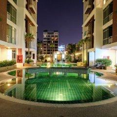 Отель iCheck inn Residences Patong бассейн