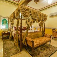 Отель Chokhi Dhani Resort Jaipur 4* Люкс с различными типами кроватей фото 3