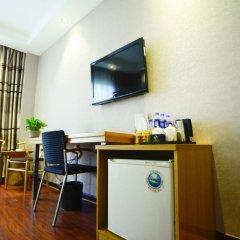 Отель Insail Hotels Railway Station Guangzhou 3* Номер Делюкс с различными типами кроватей фото 4