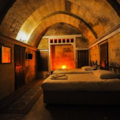 Helios Cave Hotel 3* Номер Делюкс фото 3