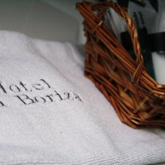 Hotel La Boriza 3* Стандартный номер с различными типами кроватей фото 20