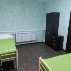 Хостел Абсолют Кровать в общем номере с двухъярусной кроватью фото 5