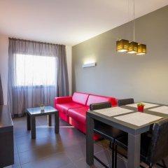 Отель Migjorn Ibiza Suites & Spa 4* Люкс с различными типами кроватей фото 9