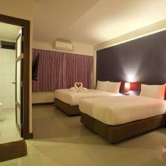 Wiz Hotel 3* Номер Делюкс с различными типами кроватей фото 7