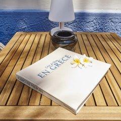 Отель Villa Sanyan Греция, Родос - отзывы, цены и фото номеров - забронировать отель Villa Sanyan онлайн бассейн