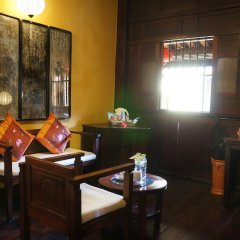 Vinh Hung Heritage Hotel 2* Люкс повышенной комфортности с различными типами кроватей фото 2