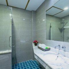 Отель Thanthip Beach Resort 3* Улучшенный номер с различными типами кроватей фото 9