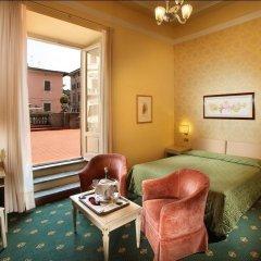 Grand Hotel Plaza & Locanda Maggiore 4* Стандартный номер с различными типами кроватей